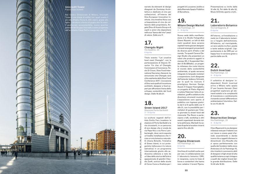 Luca Rotondo fotografo tearsheets icon design salone del mobole bosco verticale gae aulenti assignement reportage