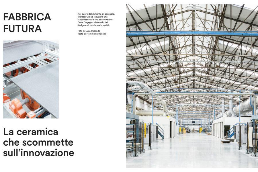 Luca Rotondo fotografo icon design mondadori marazzi sassuolo industrial photography fotografia industriale