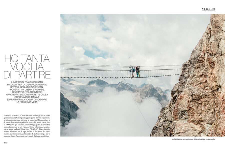 Luca Rotondo_fotografo_D la repubblica_mountains_Photographer_italy_assignement